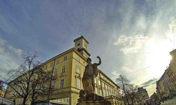 Gezgin Çift Lviv
