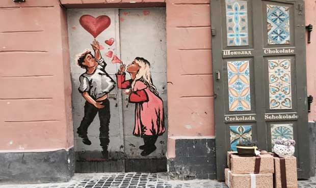 Bavulum da ki Hikaye Lviv, Lviv gezi notları