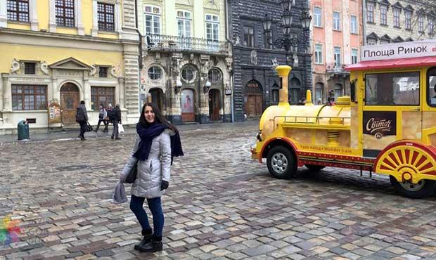 Gezdim Gördüm Lviv