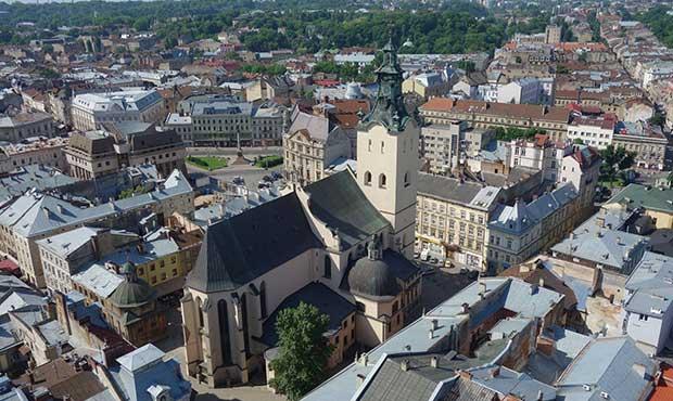Lviv Latin Katedrali