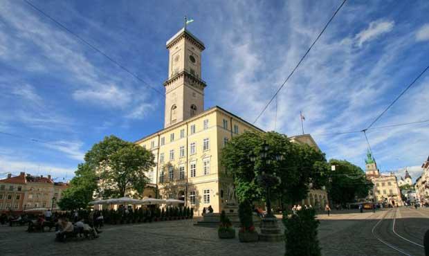Lviv Salon - Belediye Binası