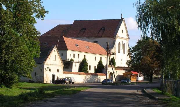 Lviv Capuchin Manastırı, Josaphat Kilisesi