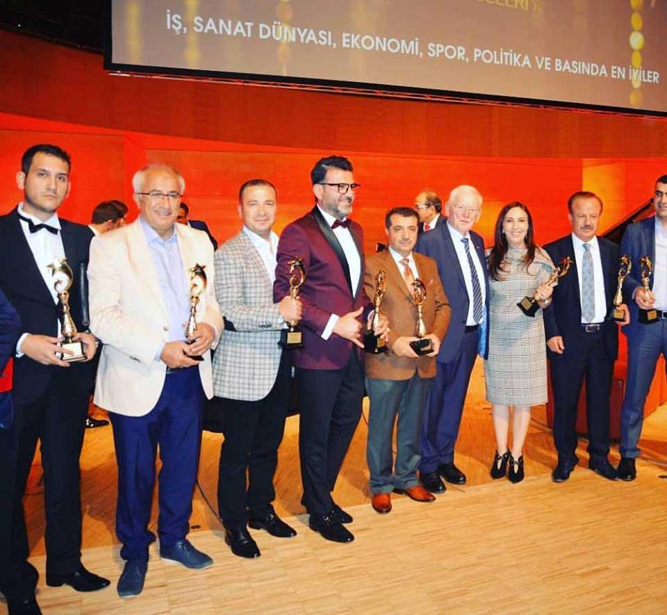 Avrupa 'dan Ödül, Onur Kurtay, The Capital Mark, Bursa iş adamları, Ukrayna iş adamları, Ticaret, Yatırım, Ödül, Avrupa, Ekonomi, Forum, Consulting, Onur Kurtay