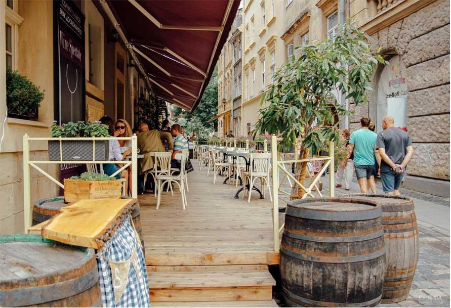 Ресторан Vintage Nouveau,Староєврейська, 25, Lviv, Şarap, Wine